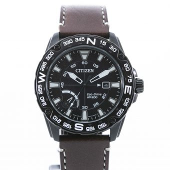 Brown Strap Citizen Eco-Drive