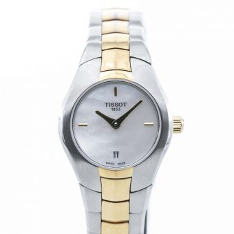 Two Tone Ladies Watch