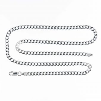 Gents 20inch Curb Linked Chain